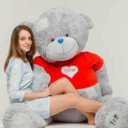 Плюшевый медведь Тедди 210 см