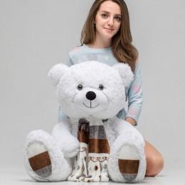 Плюшевый медведь 125см