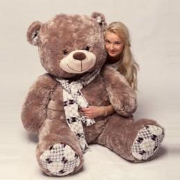 Плюшевый медведь  175см