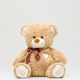 Плюшевый медведь 85 см