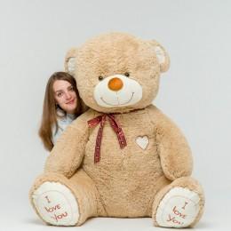 Плюшевый медведь 190cм