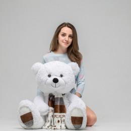 Плюшевый медведь 120см