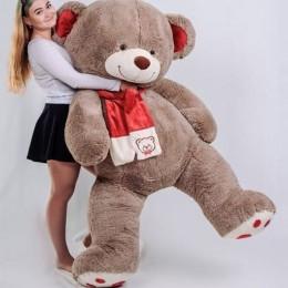 Плюшевый медведь 200см
