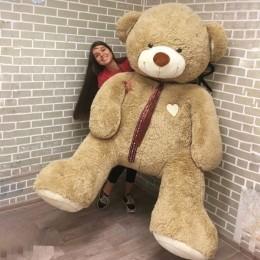 Плюшевый медведь 240см