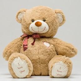 Плюшевый медведь 110см