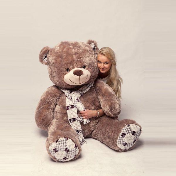 плюшевый медведь день рождения
